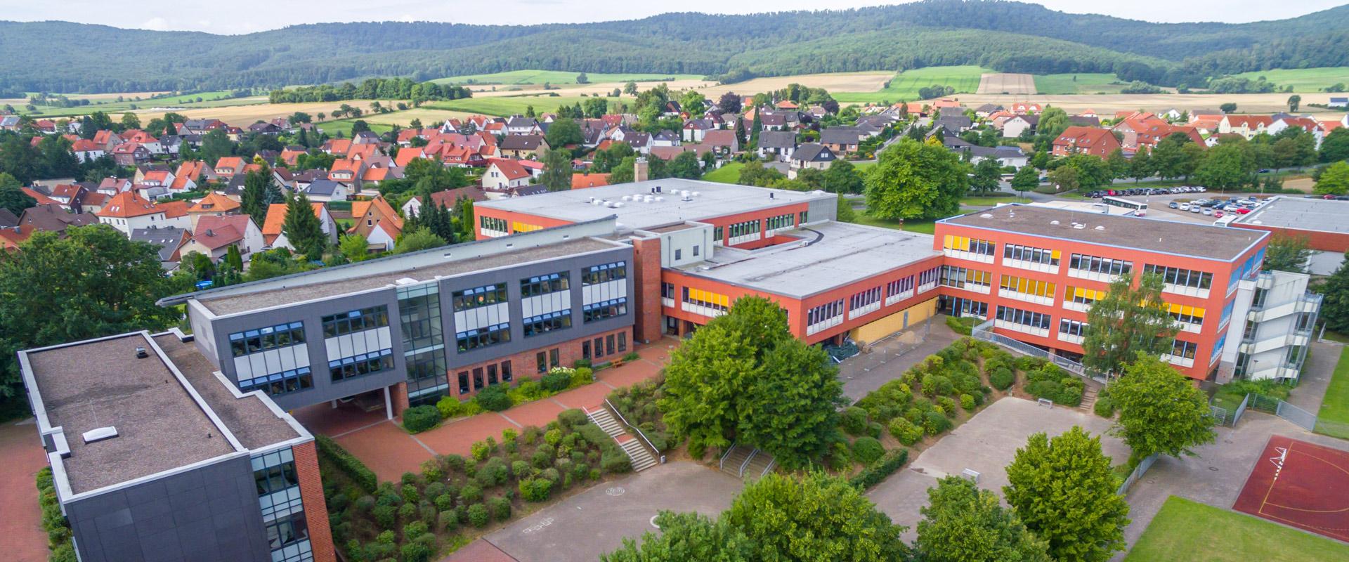 Die Schule mit Ausblick